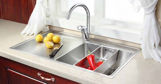 Sink Dapur Reka Bentuk Yang Lebih Baik Untuk Dipilih Jenis