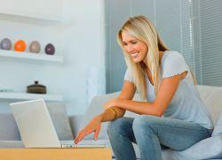Online profil za žene